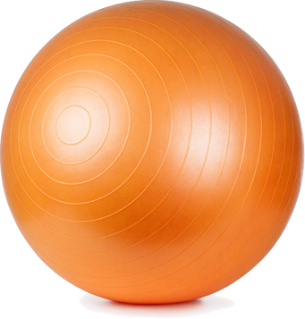 Physiotherapie, Gymnastikball