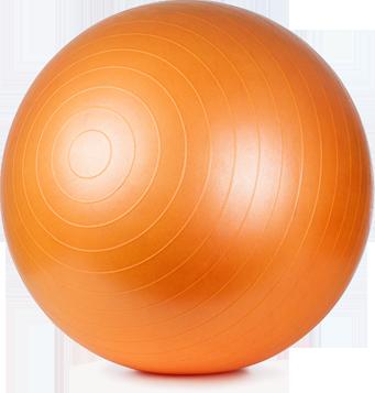 Physiotherapie, Gymnastikball