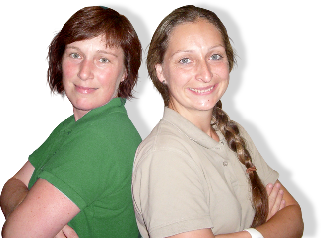 Physiotherapeuthen: unser Team