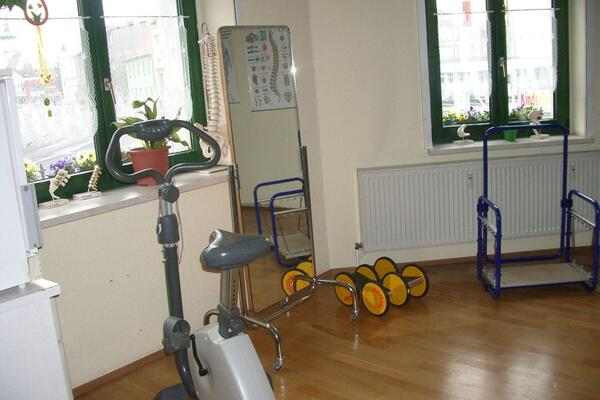 Physiotherapiepraxis Bodendieck